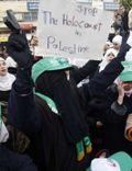 Palestinian fighter