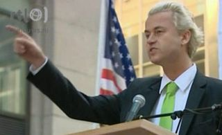 Wilders nyc speech
